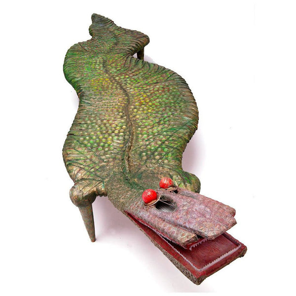 Crocodile Table-Furniture-Tony Pinchuck-Tony Pinchuck