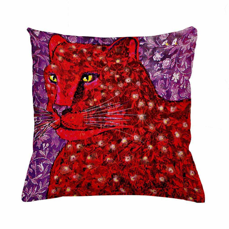 Leopard-Cushion Cover-Tony Pinchuck-Tony Pinchuck