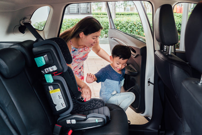 Transforming car seat safety with hifold