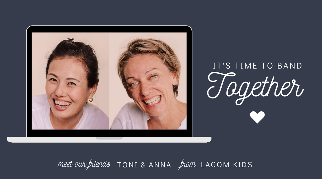 Small Business Friends | Toni & Anna from Lagom Kids