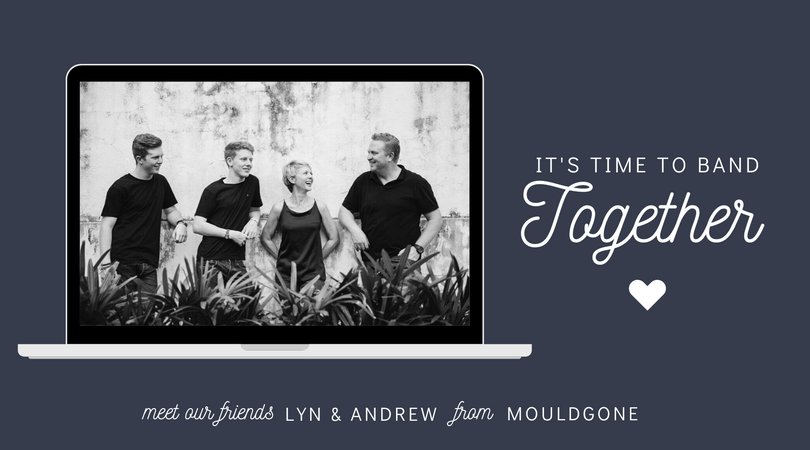 Small Business Friends | Lyn & Andrew from MouldGone