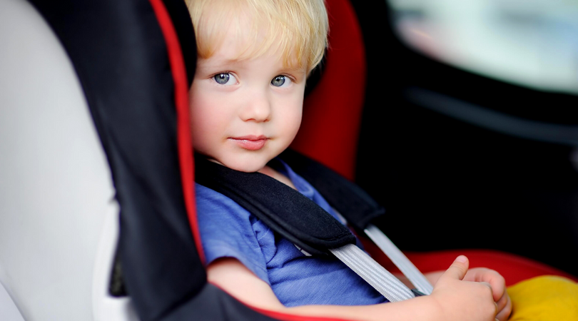What are the European-certified, rear-facing toddler car seat options I have for everyday use and holidays in Europe + the UK?