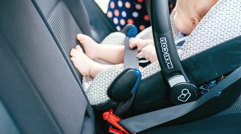 The best lightweight pram and car seat combo for a newborn and mama who takes taxis, likes to walk, and travel