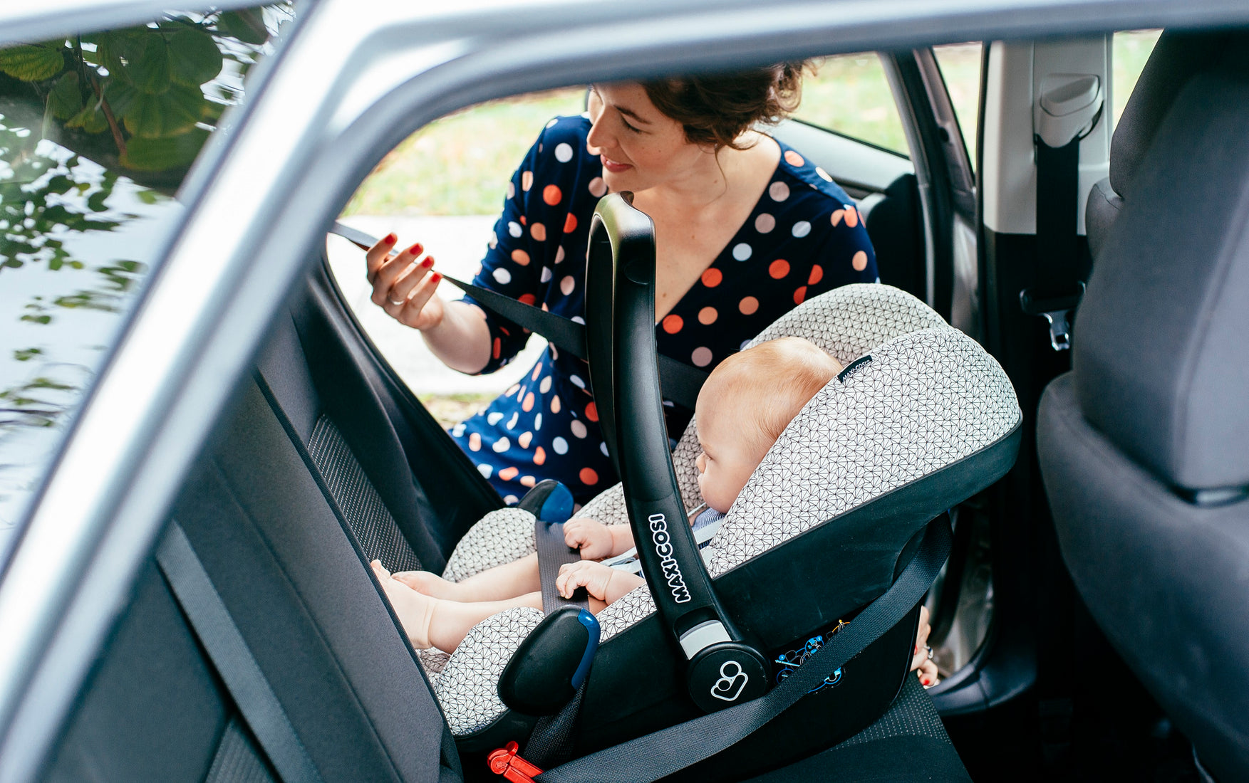 Taxi Baby Founder Elise Mawson Educates Us On Car Seat Safety