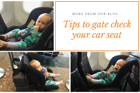 Do you gate check your car seats