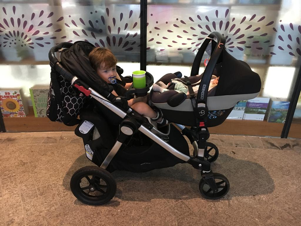 maxicosi-pebble-cosco-on-stroller