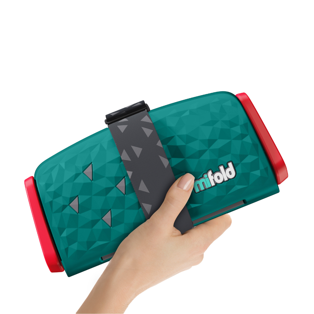 mifold Comfort Grab-And-Go Booster Seat