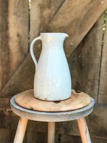 White flecked 3 Litre Jug