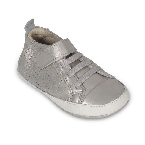 Old Soles Cheer Bambini Chalk White