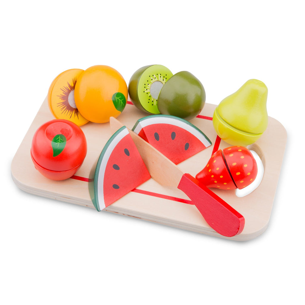 New Classic Toys Cutting Fruit