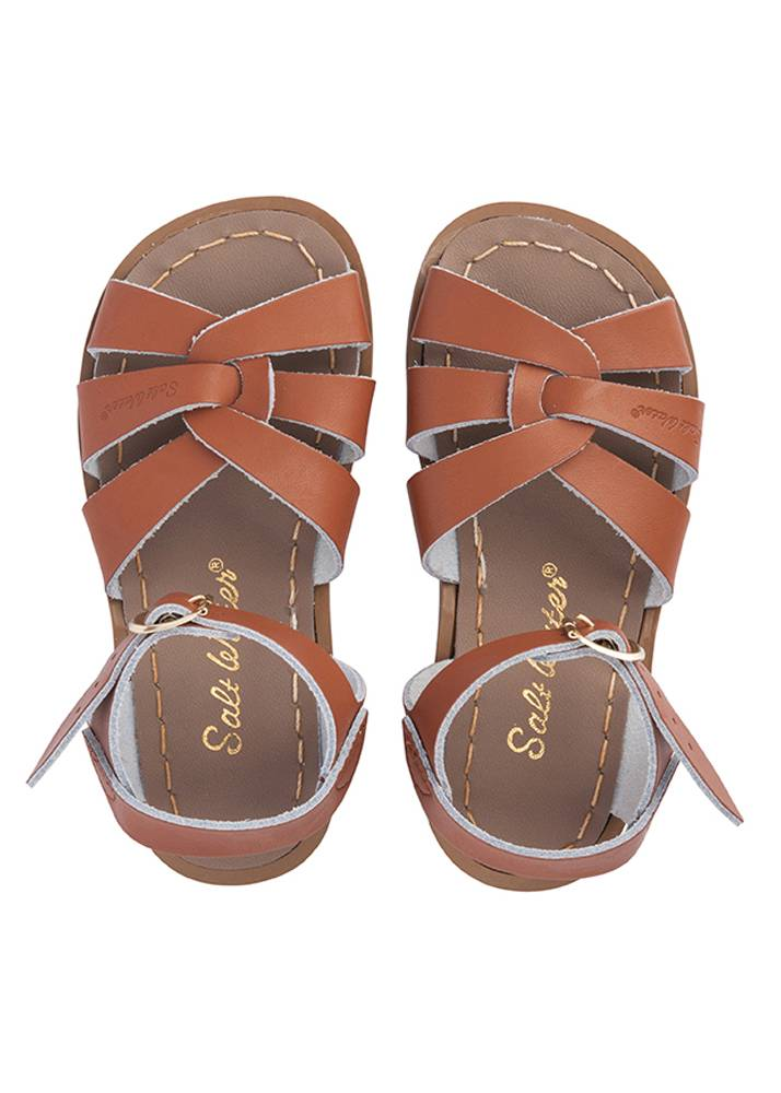 Salt Water Original Sandals Tan