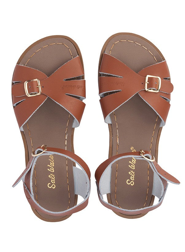 Salt Water Classic Sandals Tan