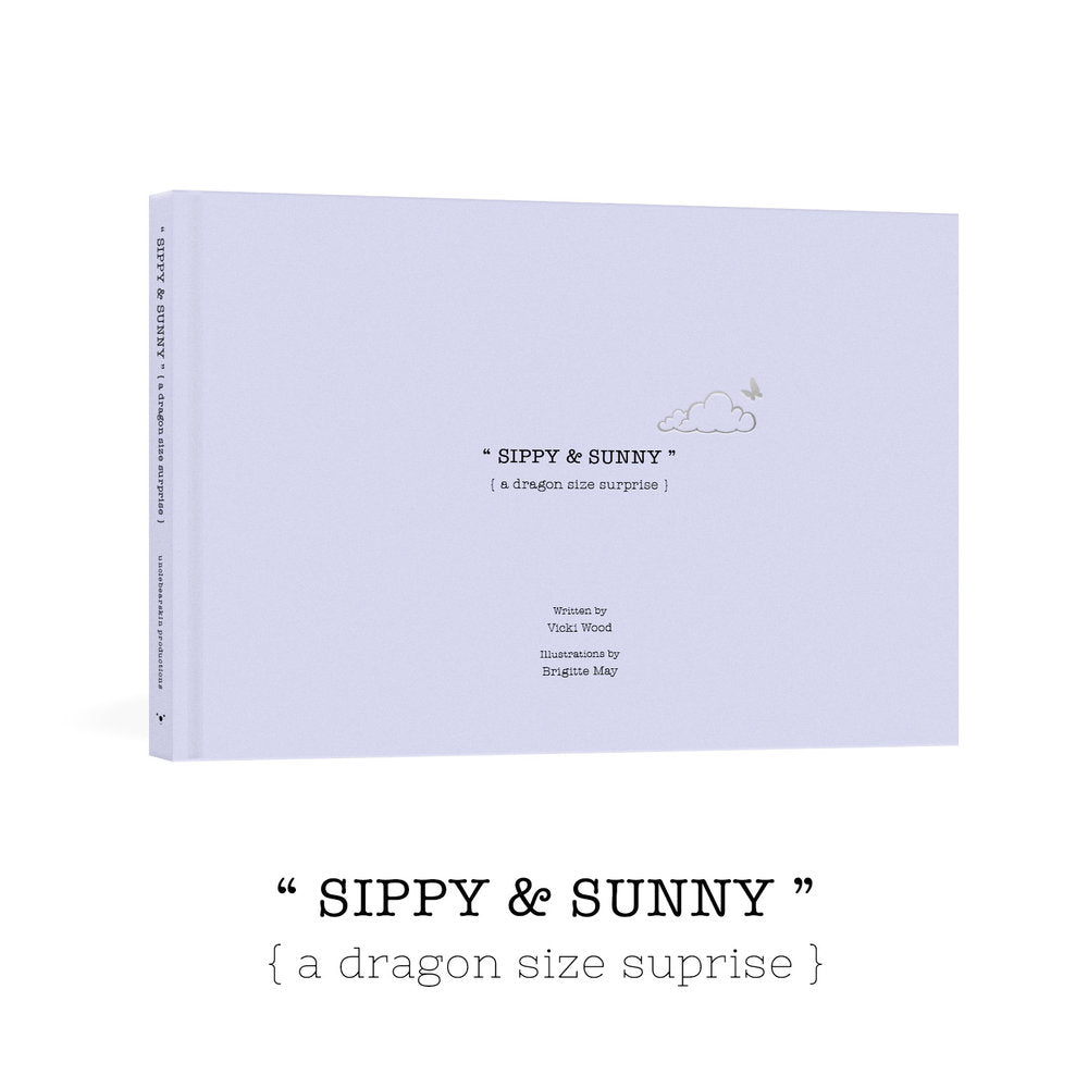 Sippy and Sunny, A dragon size suprise