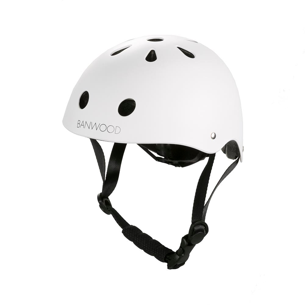 Banwood Helmet Matt White