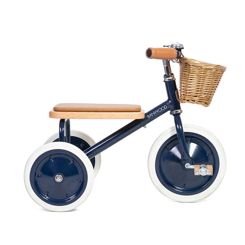 Banwood Trike Navy Blue