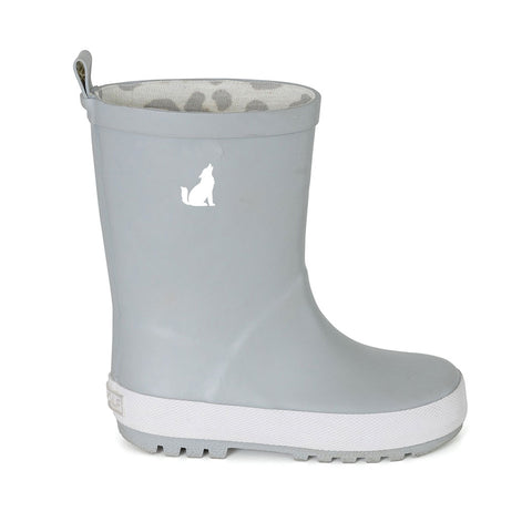 Cry Wolf Rain Boot Grey