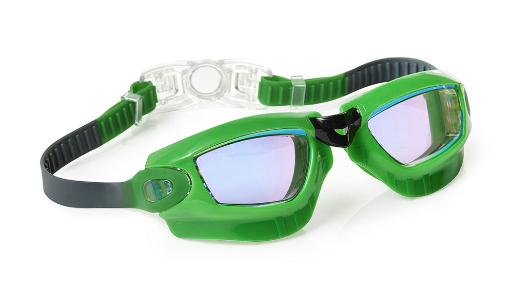 Bling2o Swim Goggles Galaxy Galactic Green