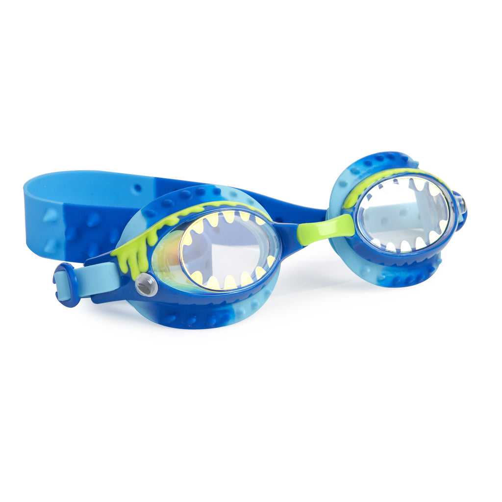Bling2o Swim Goggles Gooey Gater Gooey Blue