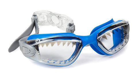 Bling2o Swim Goggles Jawsome Royal Reef Shark