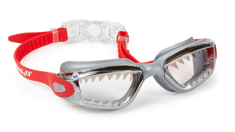 Bling2o Swim Goggles Jawsome Shark Grey