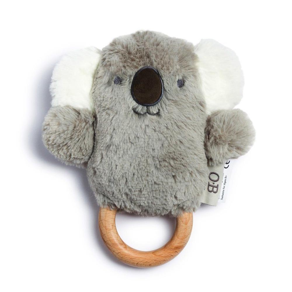OB Designs  Wooden Teether Kelly Koala
