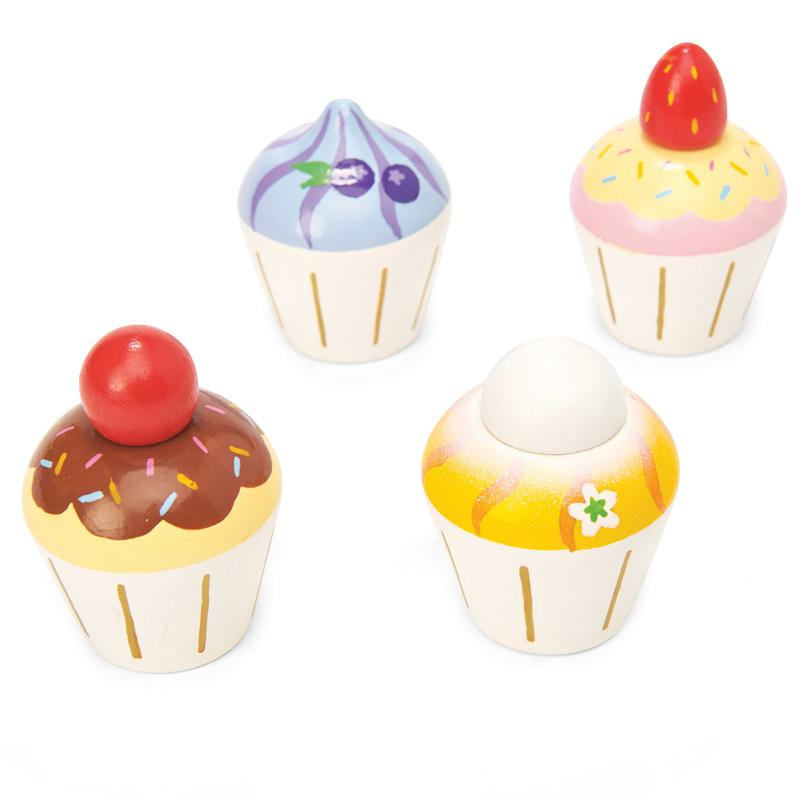 Le Toy Van Cupcake Set