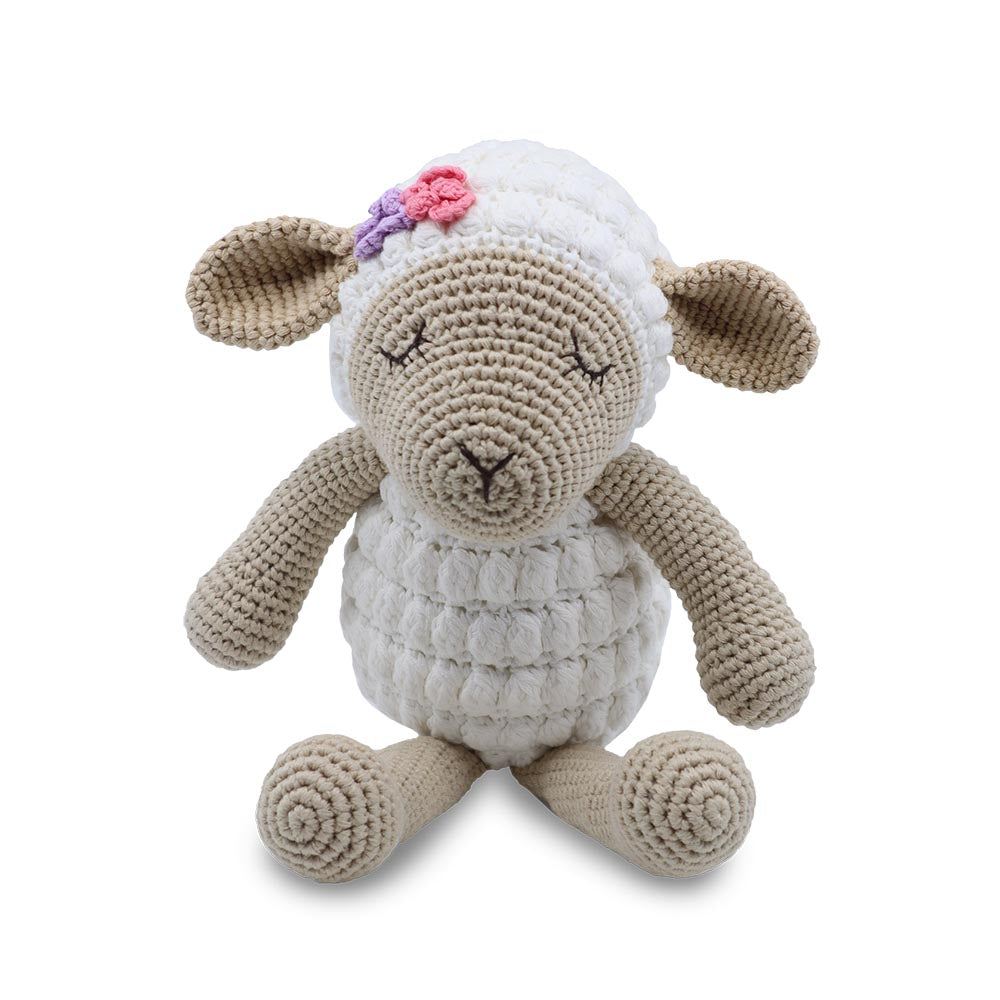 Snuggle Buddies Medium Toy Lamb