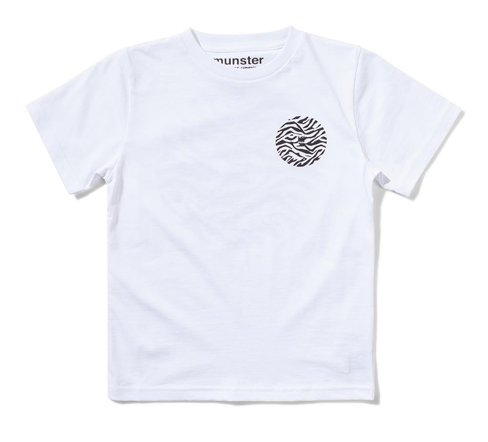 Munster Mad Palm Tee Midnight