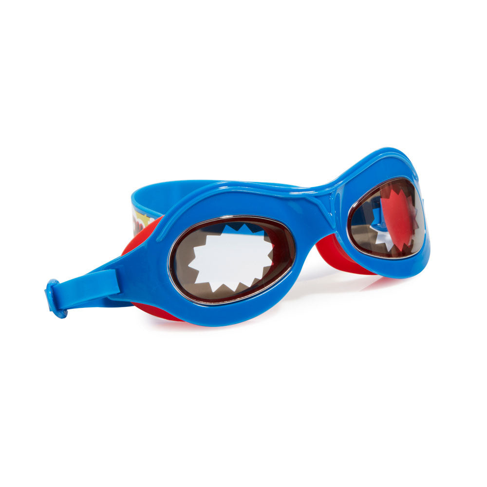 Bling2o Swim Goggles Marvelous Captan of Swim Team Blue