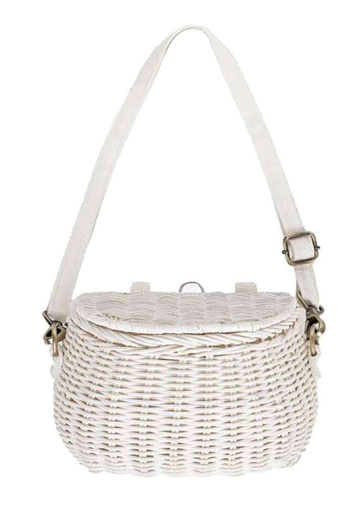 Olli Ella Chari Bag White