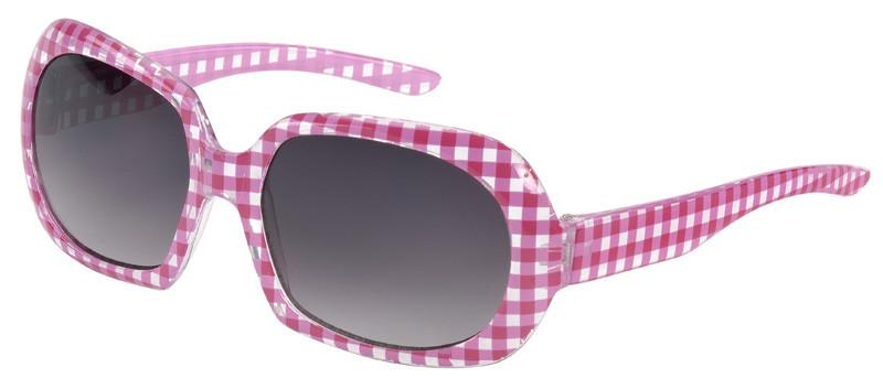 Frankie Ray Picnic Pink Gingham