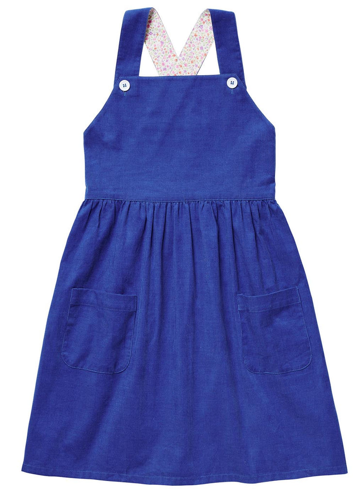 Play Etc Marguerite Dress Electric Blue