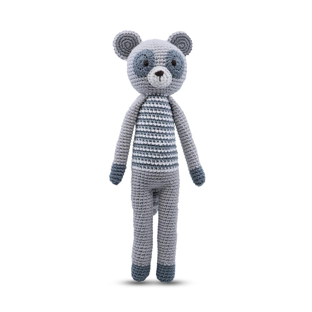 Snuggle Buddies Slim Standing Toy Lemur