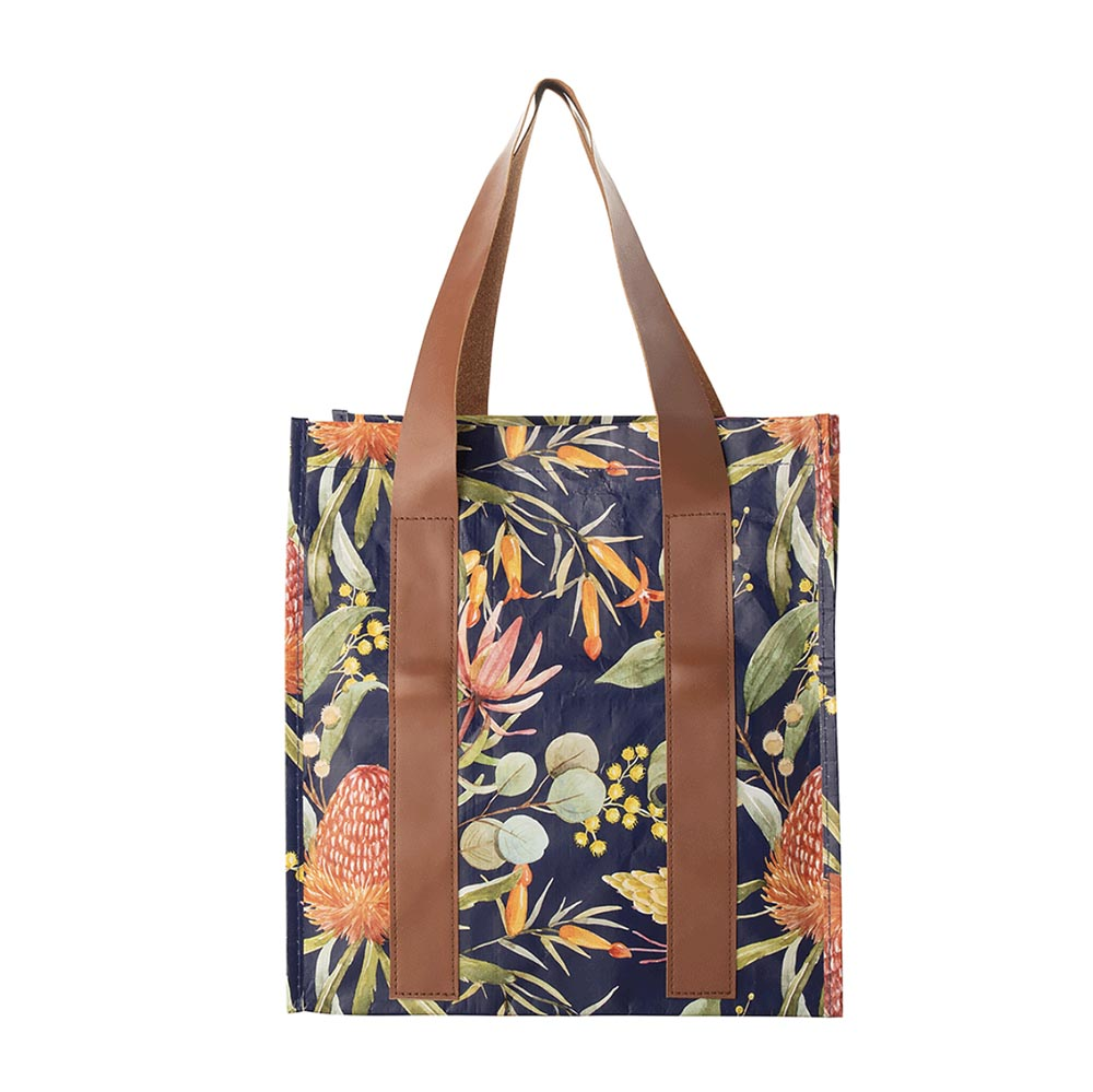 Kollab Market Bag Native Floral