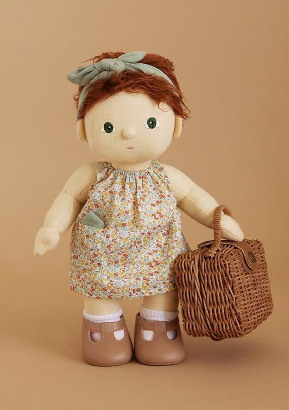 Olli Ella Dinkum Doll Una Dress Set