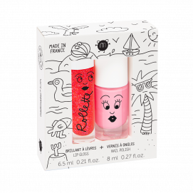 Nailmatic Duo Gloss & Polish Pack Holidays