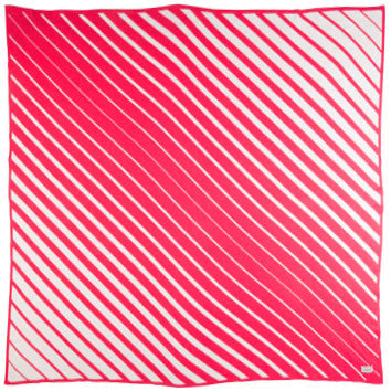 UIMI Jules Cotton Blanket Azalea