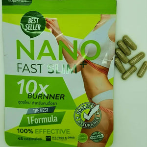 Nano Fast Weight Loss Herbal Capsules
