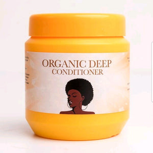 Organic Deep Conditioner.(Egg Yolk/Coconut) - JKTaylor