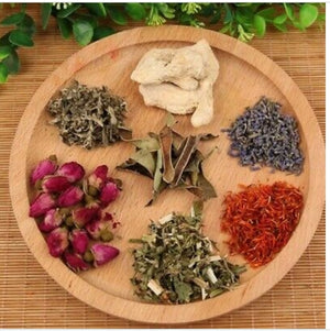 4 Fibroids Natural Treatment Herbs