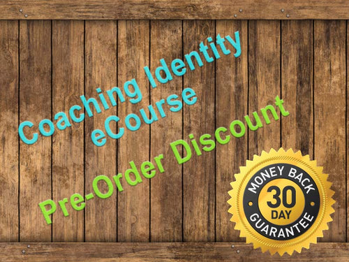 Coaching Identity, eCourse - ECID18