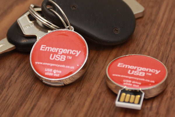 EmergencyUSB™ - Medallion