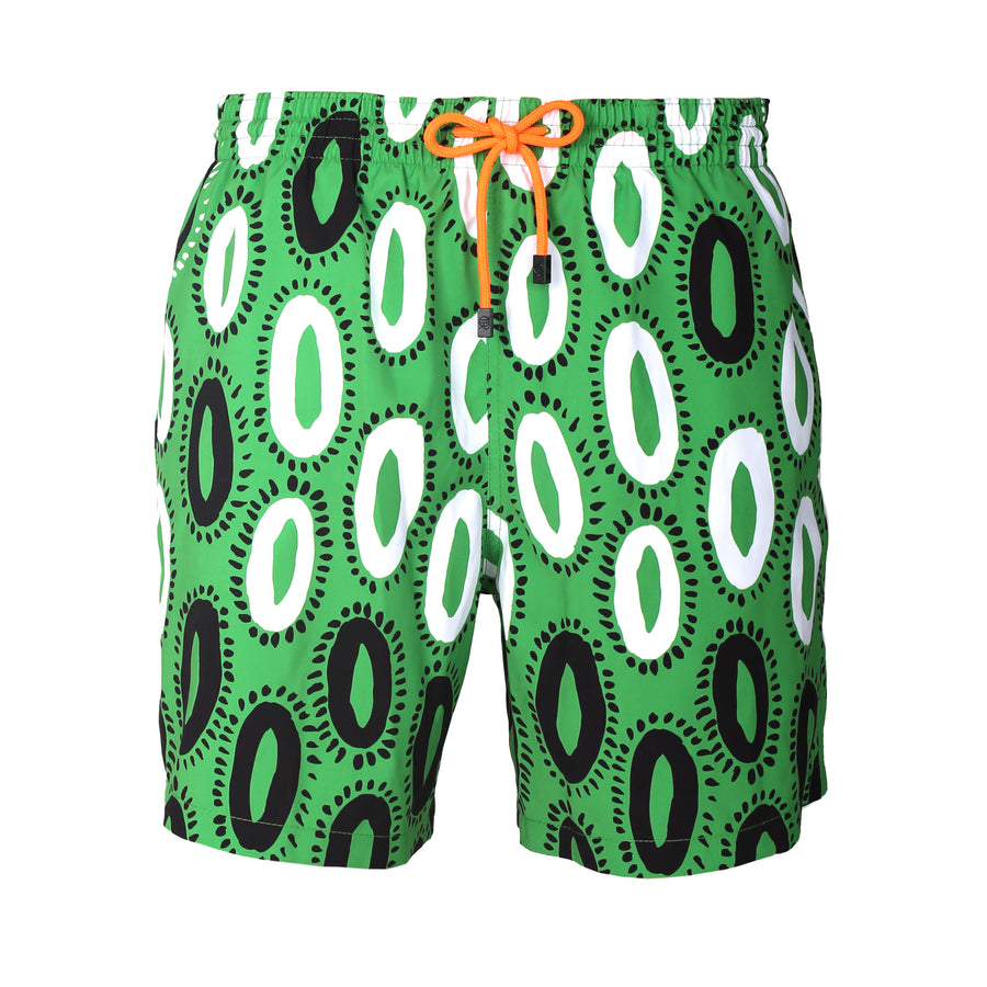 Lalesso x Temple of Reason Swim Shorts