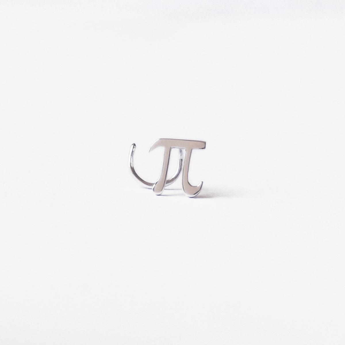 Pretty Pi symbol - Nose Pin - Aliame