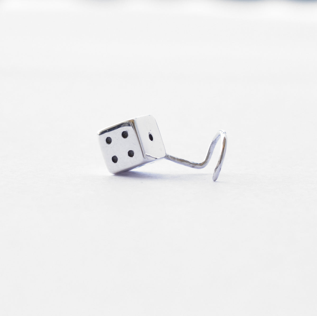 Dicey Dice - Nose Pin - Aliame