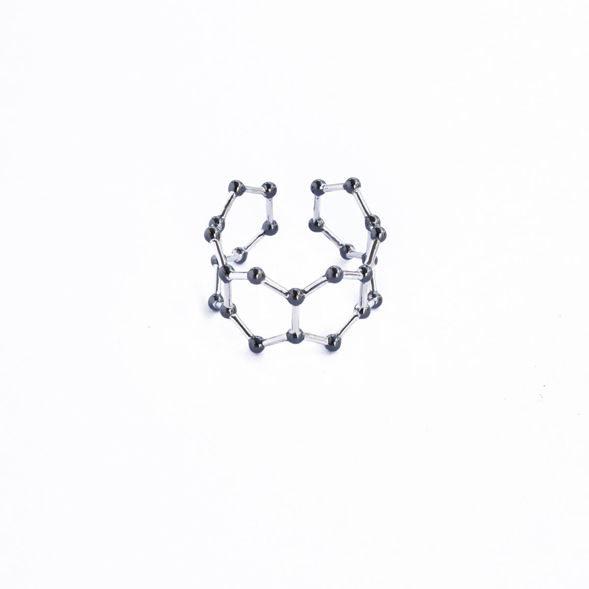 Bond with Molecules - Thumb Ring - Aliame