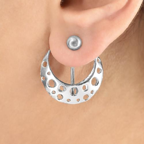 Myriad Moons - Stud Earrings - Aliame