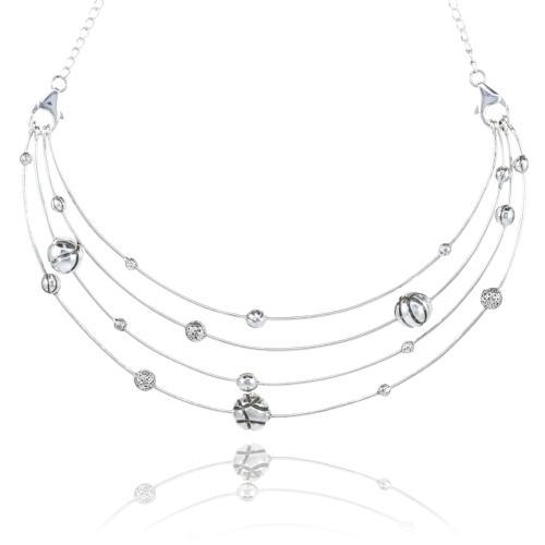 Endearingly Encircled - Necklace - Aliame