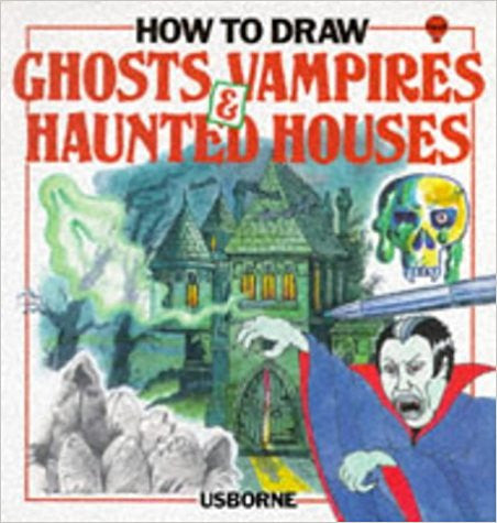 HOW TO DRAW GHOSTS & VAMPS