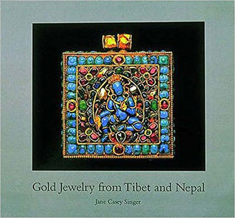 GOLD JEWELRY FROM TIBET & NEPAL